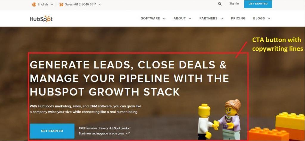 hubspot lead generation 1