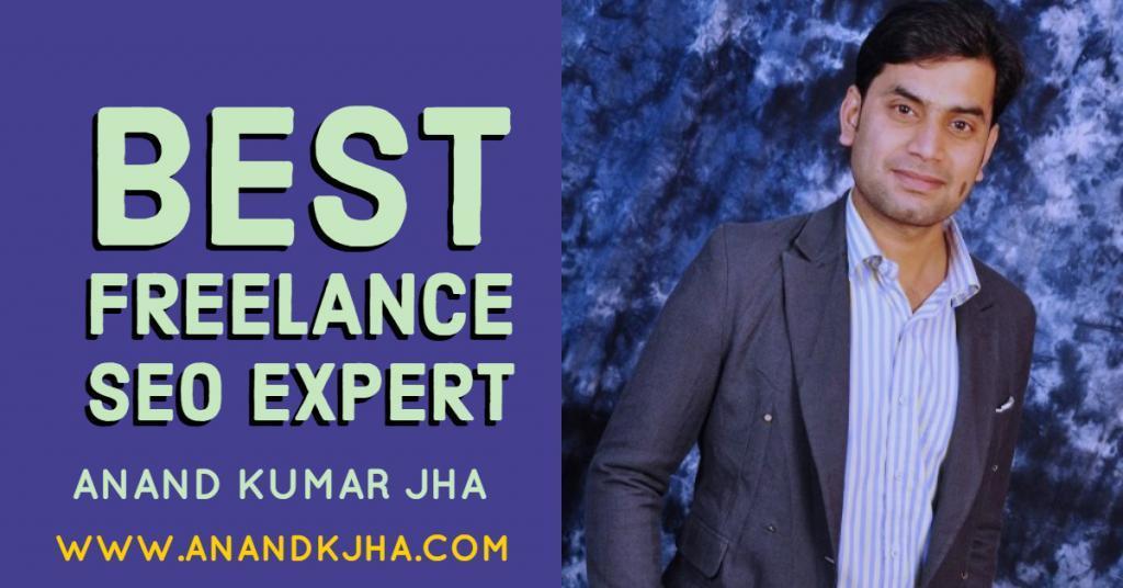 Best Freelance SEO Expert