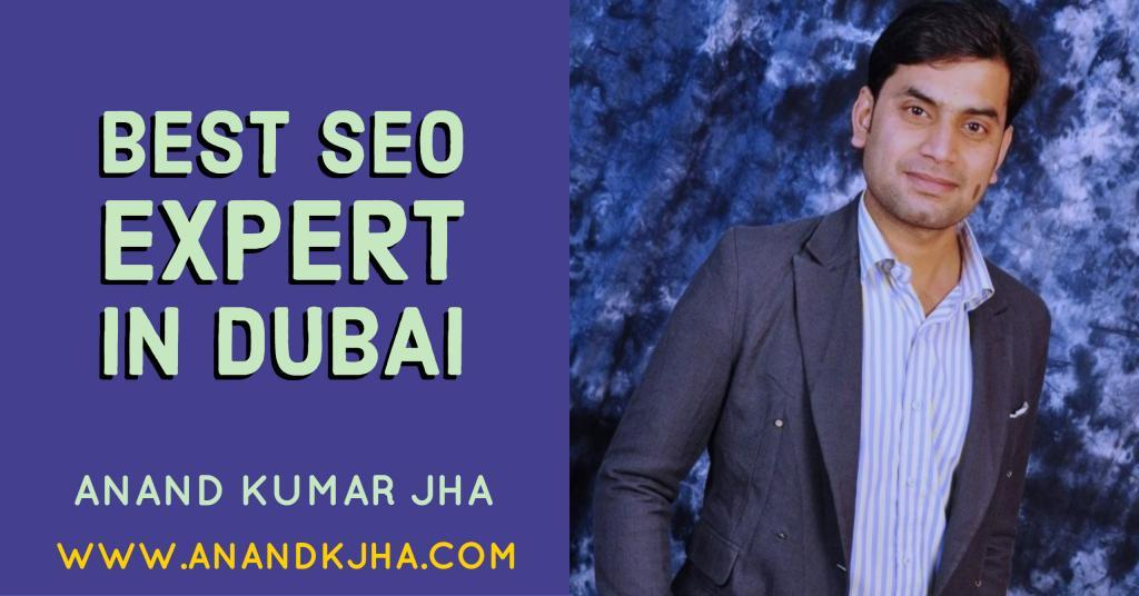 Best SEO Expert in Dubai