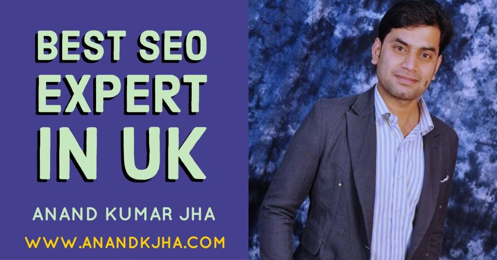 Best SEO Expert in UK