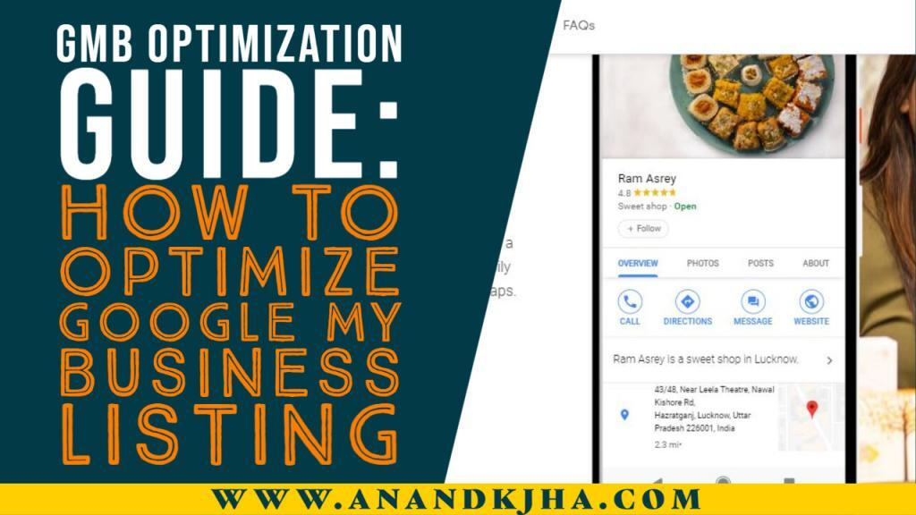 GMB Optimization Guide_ How to Optimize Google My Business Listing