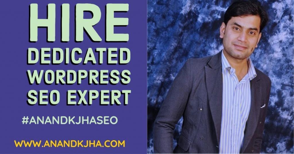 wordpress seo services-hire dedicated wordpress seo expert